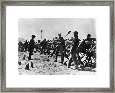 American Civil War Framed Print by Fotosearch