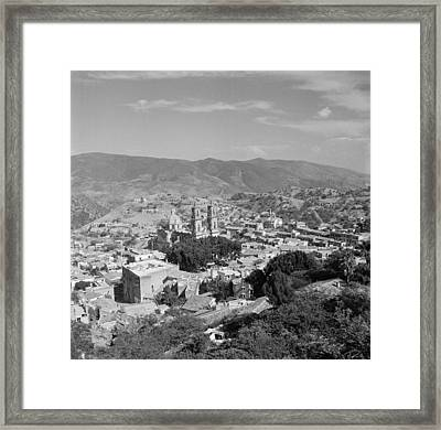 Cuernavaca, Mexico Framed Print by Michael Ochs Archives