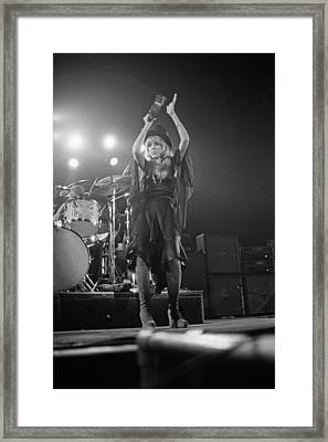 Fleetwood Mac Framed Print