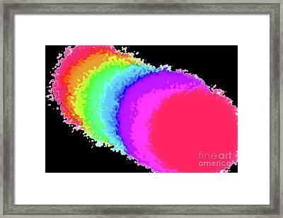 4-8-2010ga Framed Print