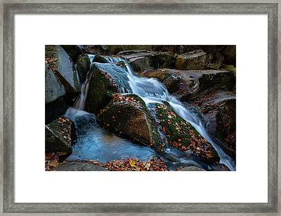 Framed Print featuring the photograph Ilse, Harz by Andreas Levi