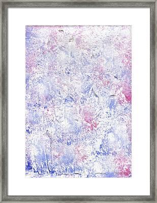 56 Framed Print