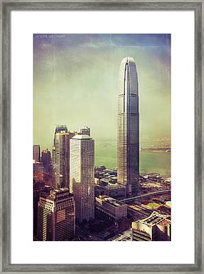88 Floors Framed Print