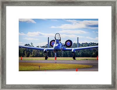 A-10c Thunderbolt II Framed Print