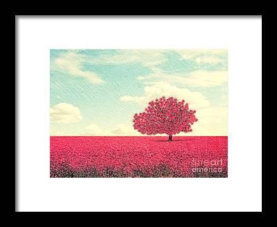 Farmland Framed Prints