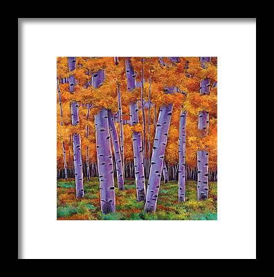 Foliage Framed Prints