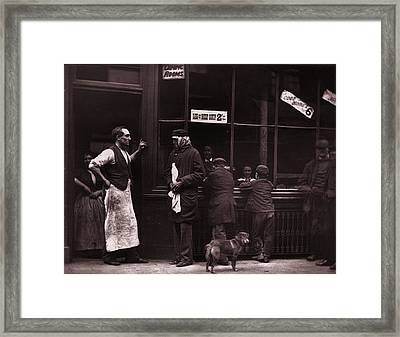 A Convicts Home Framed Print by John Thomson