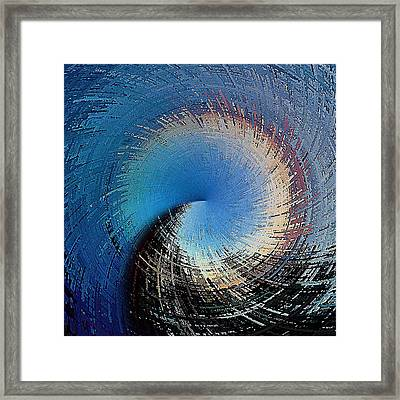 A Passage Of Time Framed Print