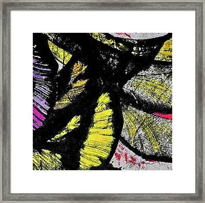Framed Print featuring the painting Metamorphosis by Joan Reese