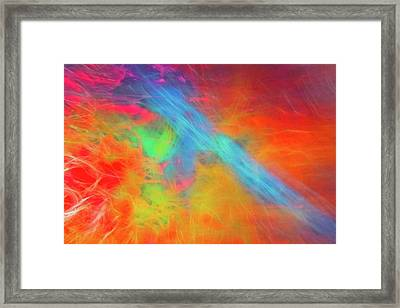 Abstract 51 Framed Print