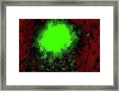 Abstract 52 Framed Print