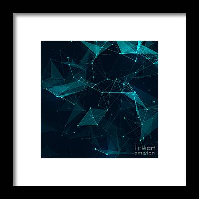 Molecular Framed Prints