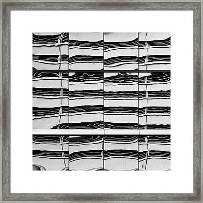 Abstritecture 40 Framed Print