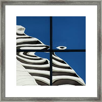 Abstritecture 41 Framed Print