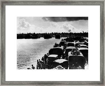 Admiralty Island Framed Print by Keystone