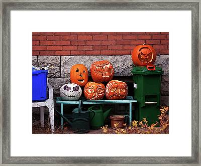 Framed Print featuring the photograph After The Party by Tatiana Travelways