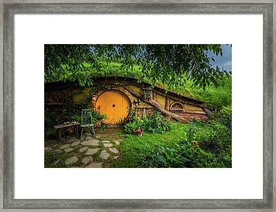 Hobbiton Afternoon Framed Print
