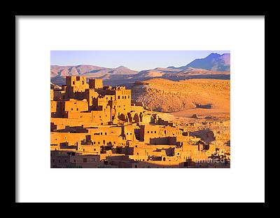 Fortified Framed Prints