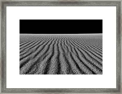 Framed Print featuring the photograph Alien Landscapes 1 by Rand