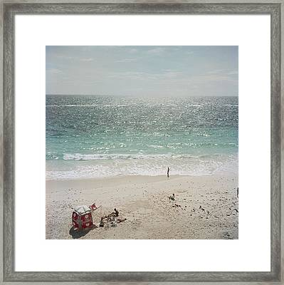 Andros Island Framed Print