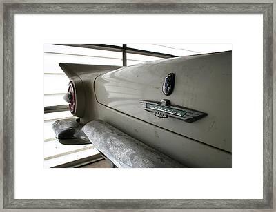 Antique Classic Car Framed Print