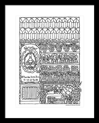 Apiary Framed Prints