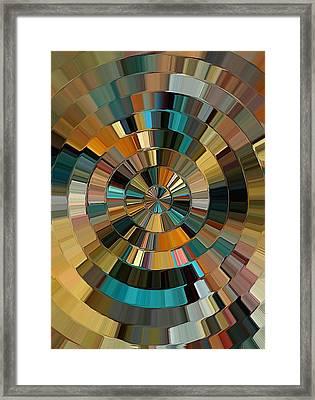 Arizona Prism Framed Print
