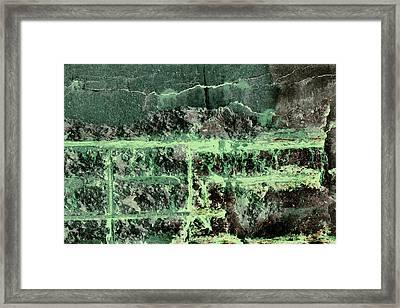 Framed Print featuring the photograph Art Print Abstract 12 by Harry Gruenert