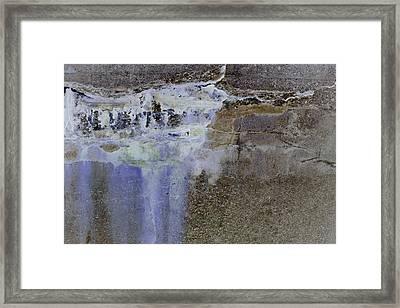 Framed Print featuring the photograph Art Print Abstract 21 by Harry Gruenert