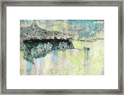 Framed Print featuring the photograph Art Print Abstract 24 by Harry Gruenert