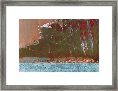 Framed Print featuring the photograph Art Print Abstract 29 by Harry Gruenert