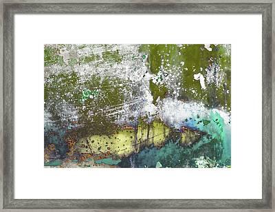 Framed Print featuring the photograph Art Print Abstract 30 by Harry Gruenert