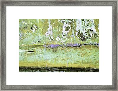 Framed Print featuring the photograph Art Print Patina 50 by Harry Gruenert