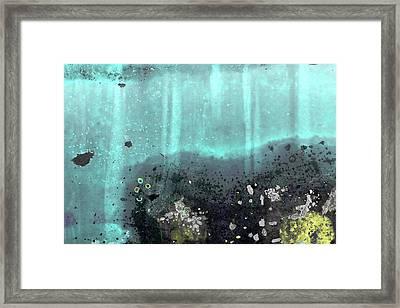 Framed Print featuring the photograph Art Print Patina 55 by Harry Gruenert