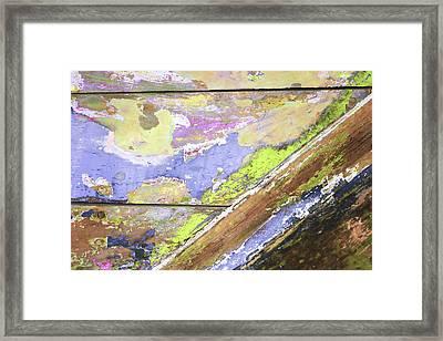 Framed Print featuring the photograph Art Print Patina 56 by Harry Gruenert