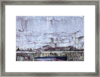 Framed Print featuring the photograph Art Print Whites 31 by Harry Gruenert