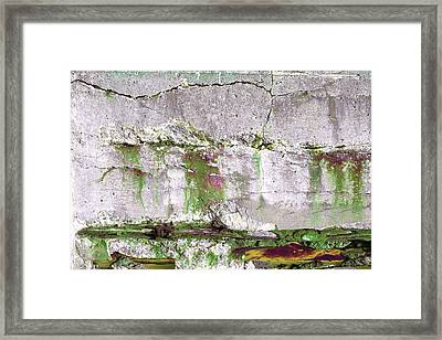 Framed Print featuring the photograph Art Print Whites 32 by Harry Gruenert