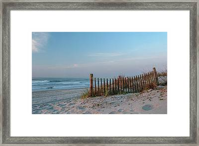 At 82nd Framed Print