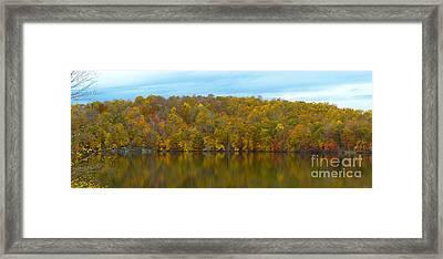 Autumn At Prettyboy Framed Print