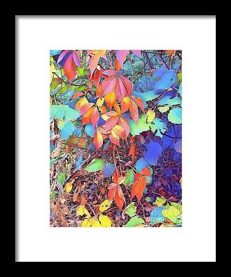 Designs Similar to Autumn Leaves  by Paola Baroni
