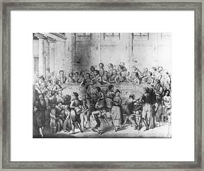 Baden-baden Kurhaus Framed Print by Fpg