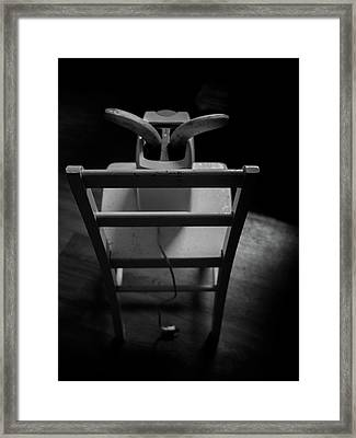 Whaaat / The Chair Project Framed Print