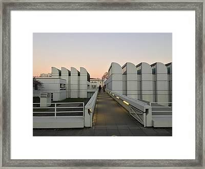 Bauhaus Archive Museum Framed Print
