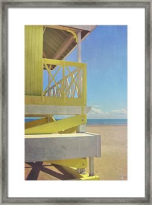 Beach Day Framed Print by JAMART Photography