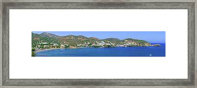Beaches Of Bali Framed Print