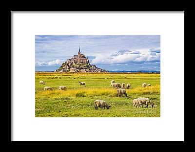 Pilgrimage Framed Prints