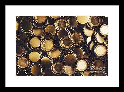 Alcoholism Photographs Framed Prints