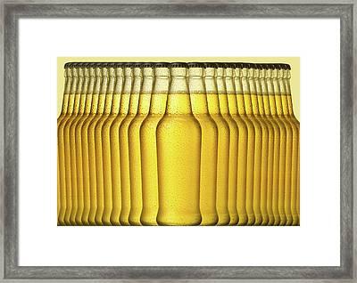 Beer Framed Print by Jeremy Hudson
