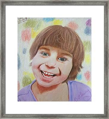 Bethany  Framed Print