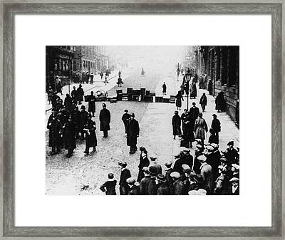 Black Friday Framed Print by Hulton Archive